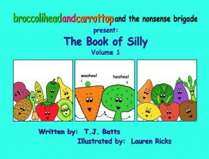 front cover for book of silly 2 jpg
