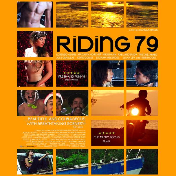 Huffington Post: Riding 79 Movie